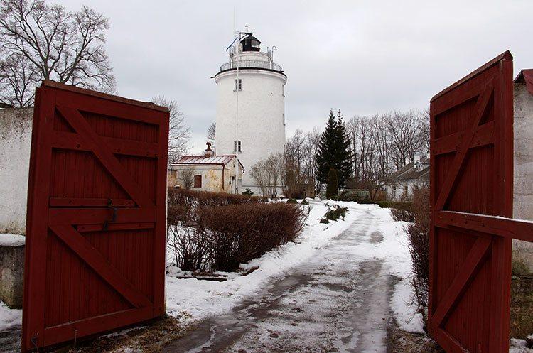 Маяк Суурупи верхний, Эстония