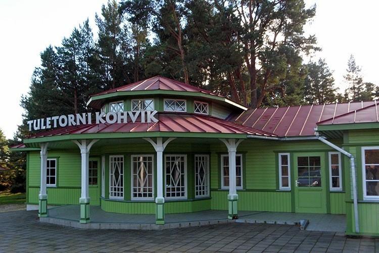 Музей маяка Кыпу