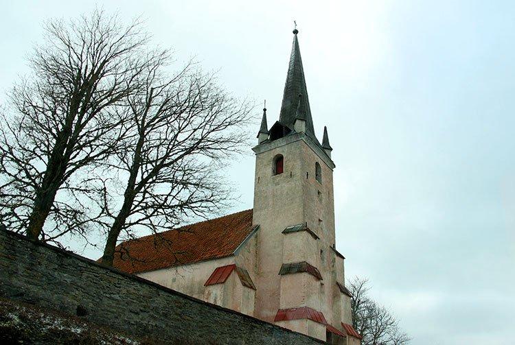 Церковь-маяк Харью-Мадизе