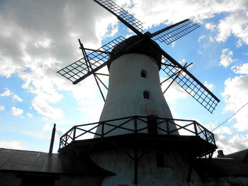 Ветряные мельницы в Эстонии
