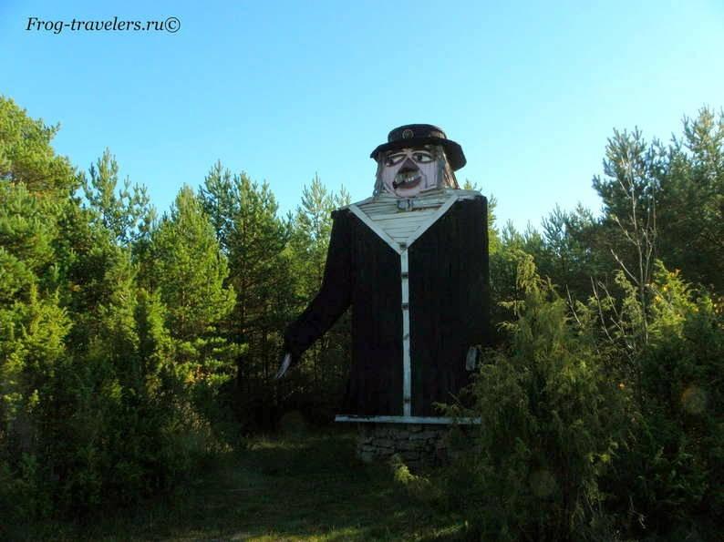 Мельницы в Эстонии. Мельницы острова Сааремаа. Мельница Тылла