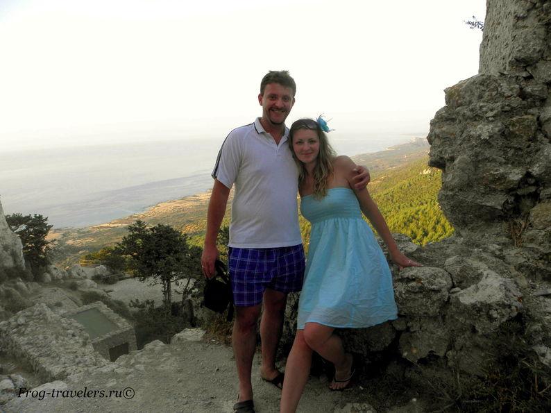 ТРСК. Северный Кипр. Замок Кантара. Фото