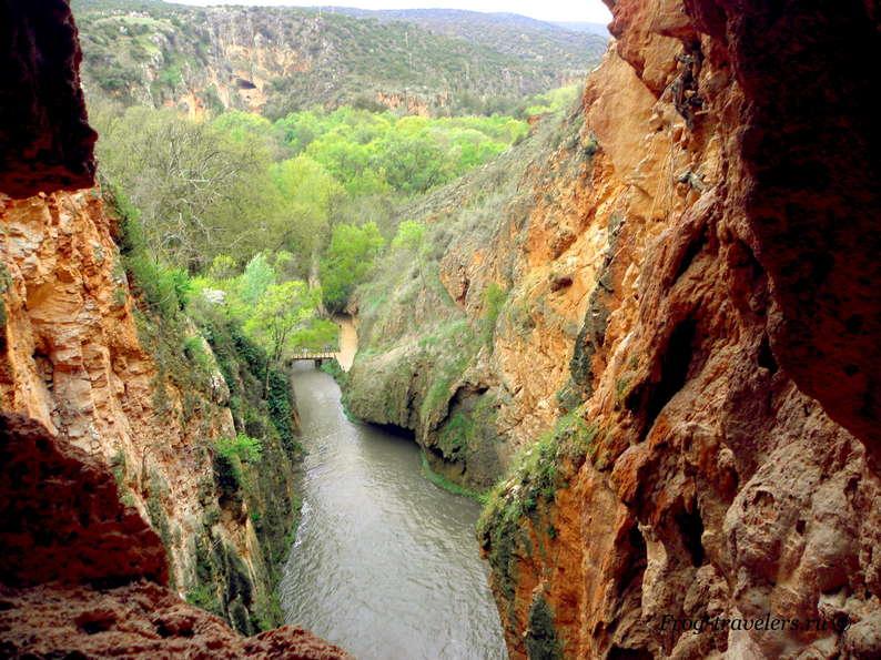 Каньоны Испании