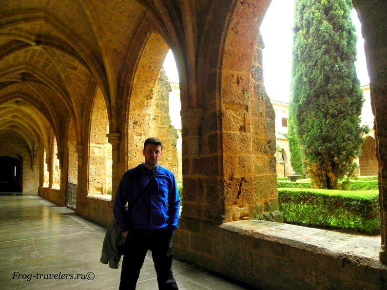 Монастырь де Пьедра в Испании