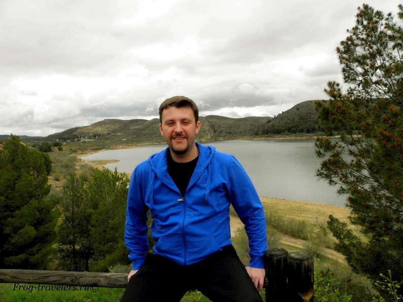 Озеро Нуэвалос в Испании