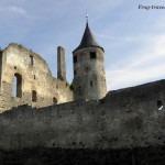 Замки Эстонии. Епископский Замок Хаапсалу. Призрак Белой Дамы