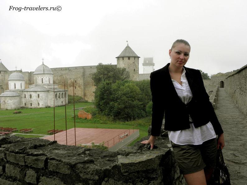 Замки и крепости Ленобласти