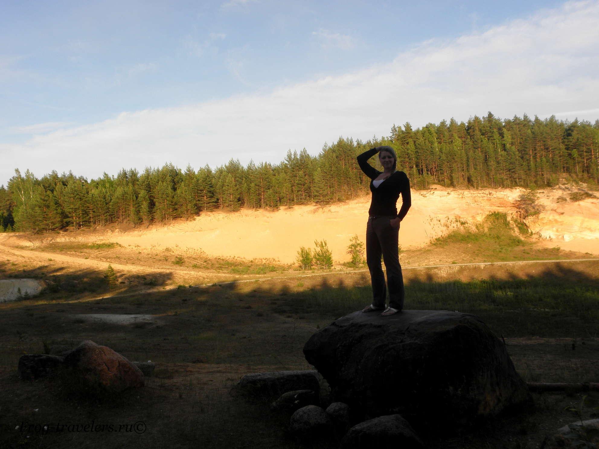 Достопримечательности природы и красота в Эстонии