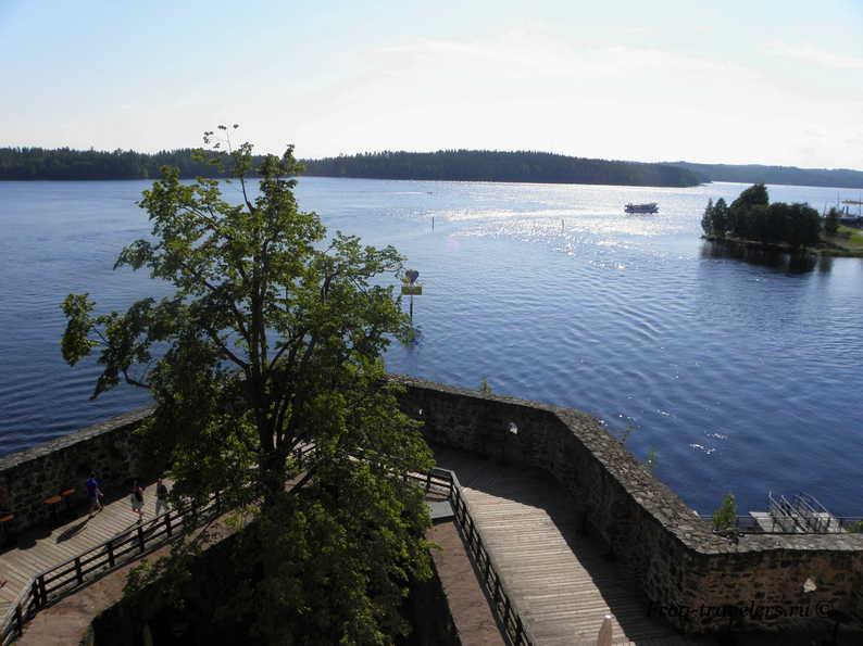 Финляндия озеро Сайма