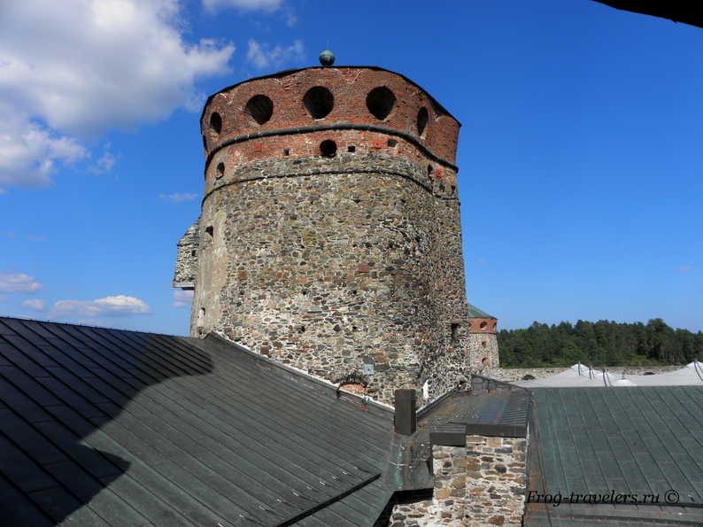 Замки и крепости Финляндии фото