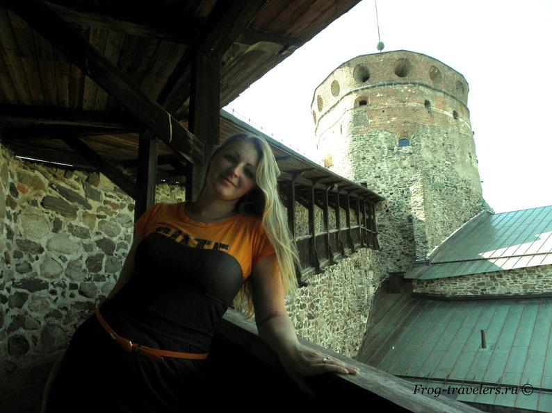 Замки и крепости Скандинавии фото
