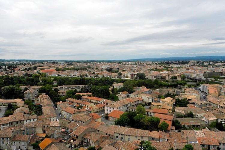 Город Каркассон, Франция