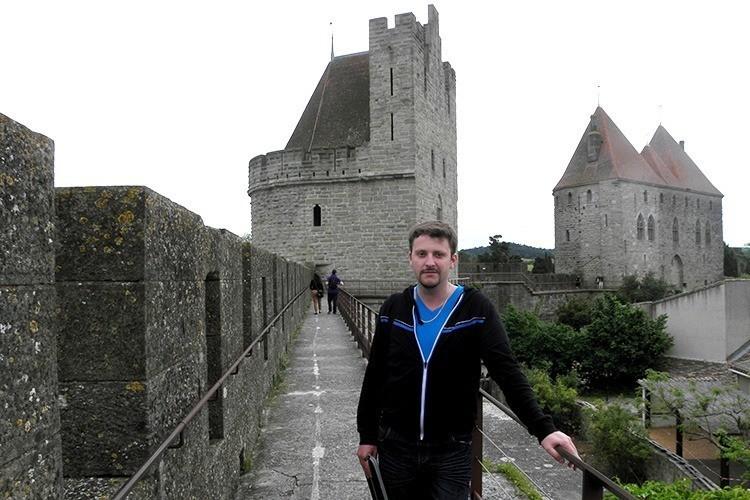 Замок Каркасон, Франция