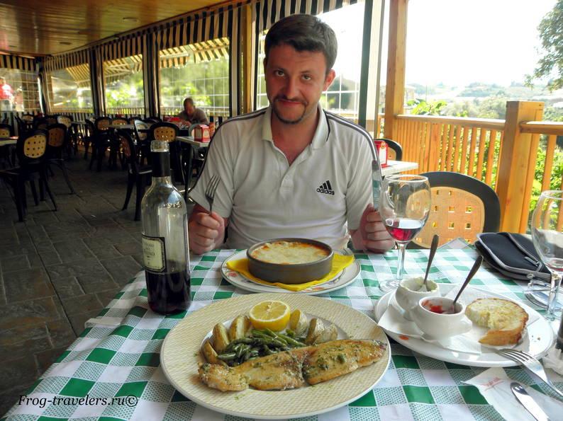 Рестораны и еда в Испании