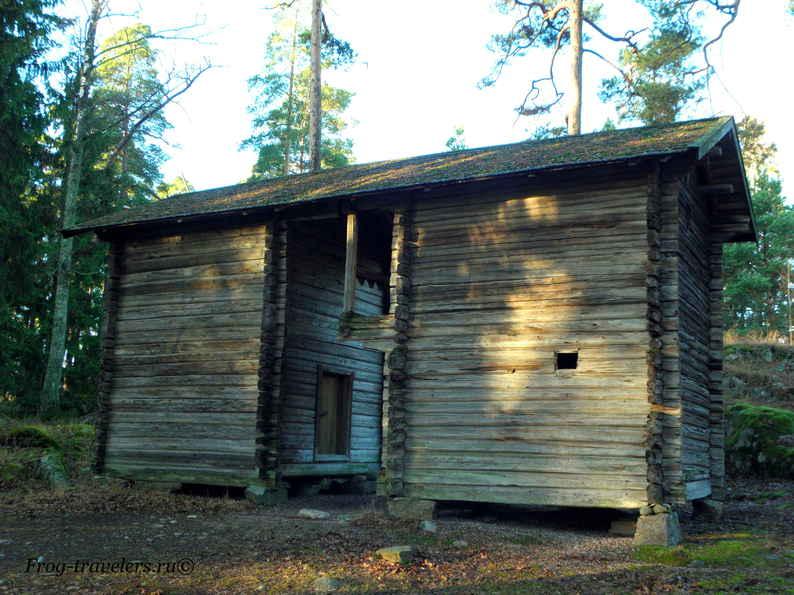 Настоящий финский дом
