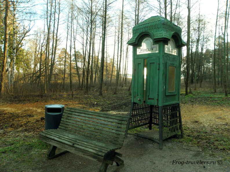 Старая телефонная будка фото