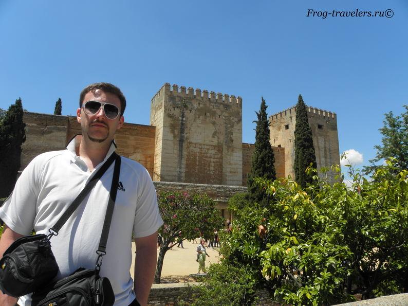Дворец Альгамбра в Гранаде отзывы и фото