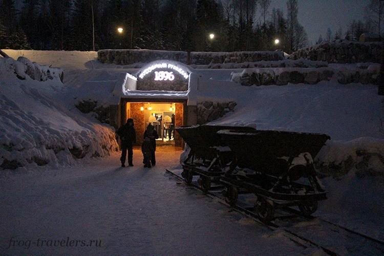 Экскурсии в Рускеале