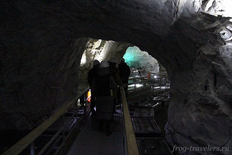 Экскурсия «Подземная Рускеала»