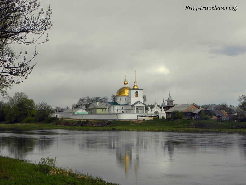 Свято-Казанский Симанский женский монастырь фото