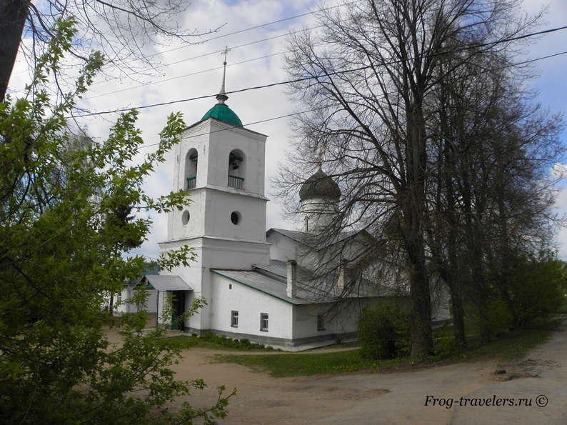 Церковь Николы Чудотворца фото