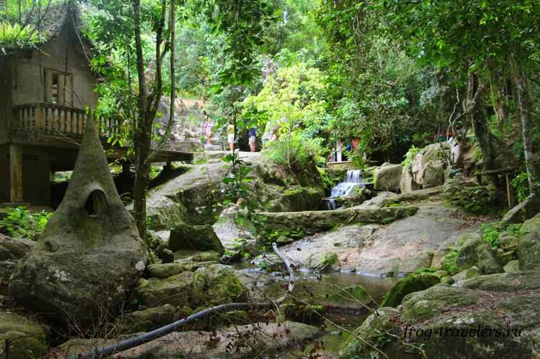 Tarnim Magic Garden на Самуи
