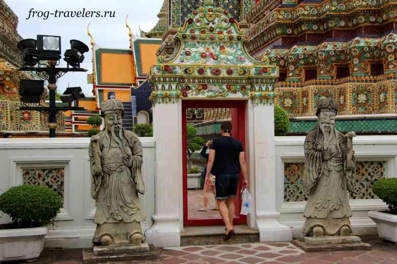 Костя Саморосенко в храме