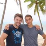 Алексей Зорькин и Константин Саморосенко