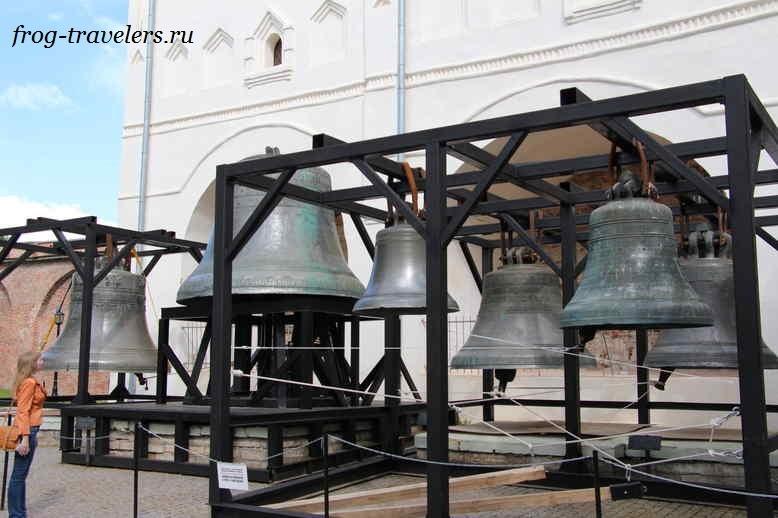 Колокола Софийской Звонницы