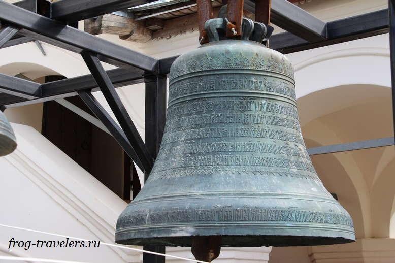 Церковный колокол Софийской Звонницы
