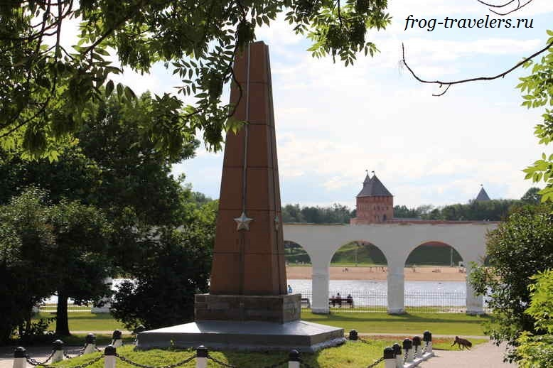 Памятники Великого Новгорода