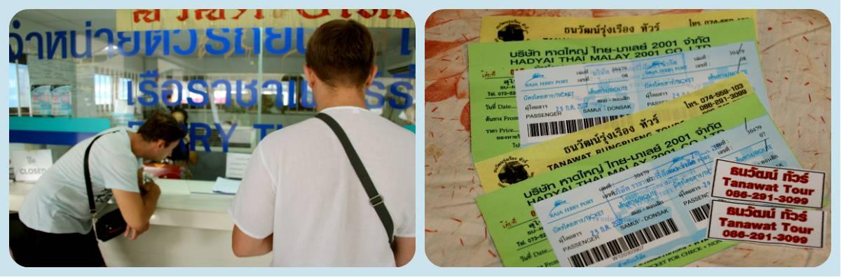 Как добраться с Самуи до Куала-Лумпур