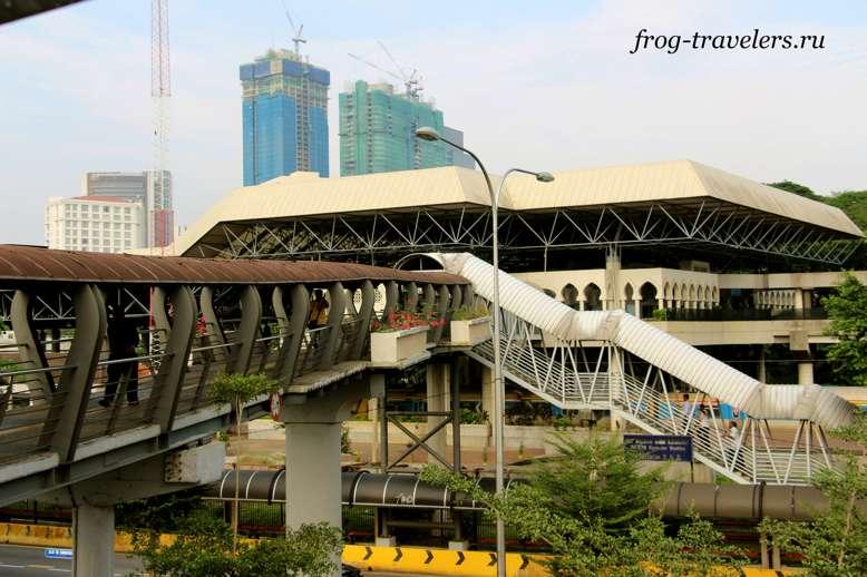 Станция Куала Лумпур