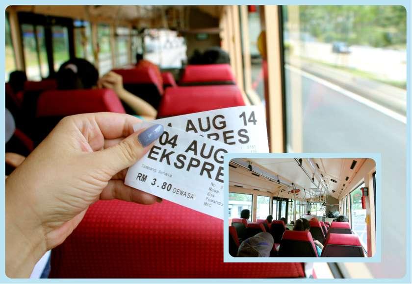 Автобус Куала-Лумпур