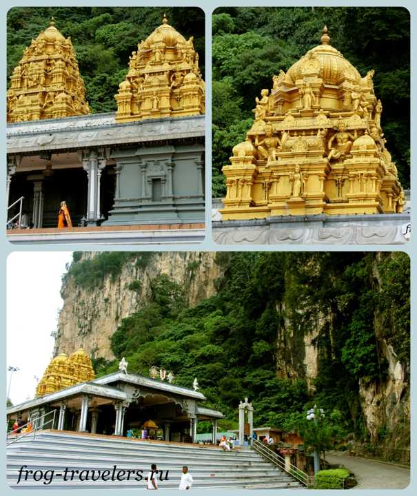 Индусский храм