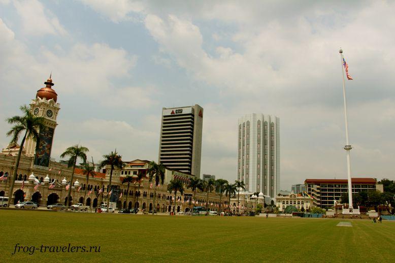 Достопримечательности центра Куала-Лумпур