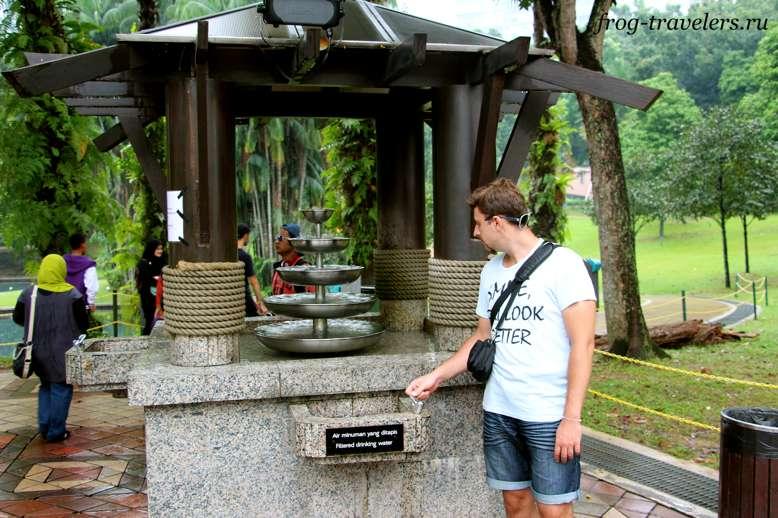 Парк Куала-Лумпур