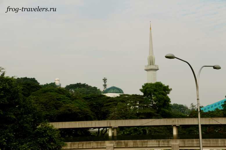 Мечеть Негара
