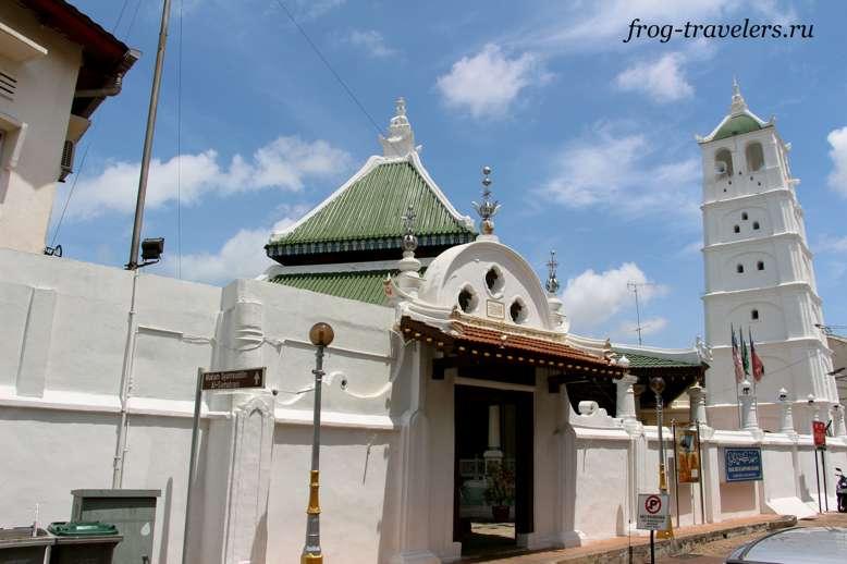 Мечеть в Малакке
