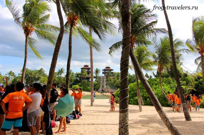 Пляжи Сингапура отзывы
