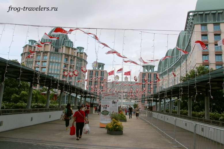 Праздник Сингапура