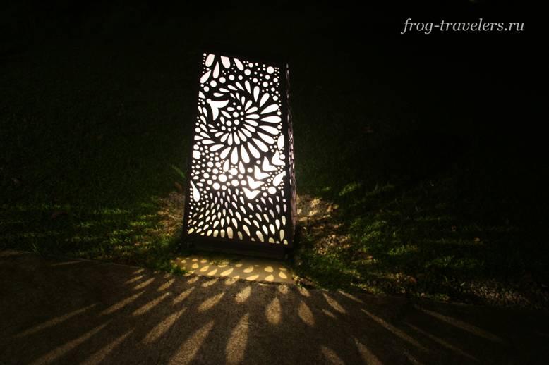Оригинальный ночной фонарь