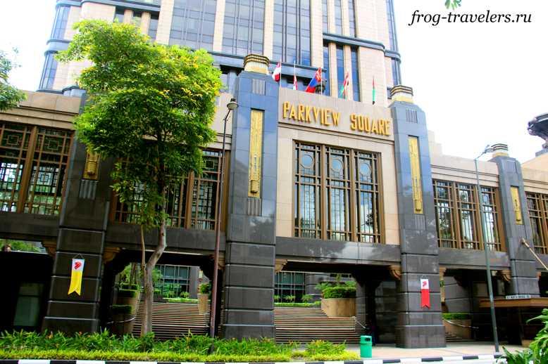 Лучшие отели Сингапура фото