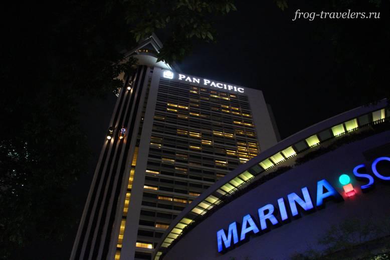 Дорогие и дешевые отели Сингапур