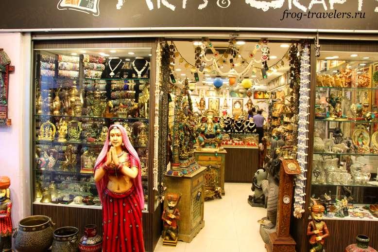 Сувениры Маленькой Индии