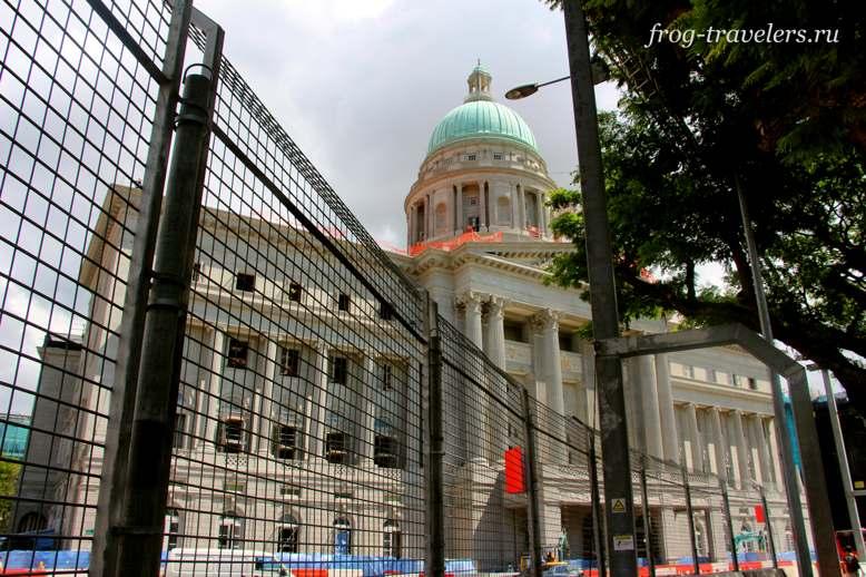 Что посмотреть Сингапур