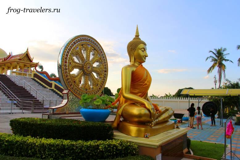 Маленький Будда и колесо сансары