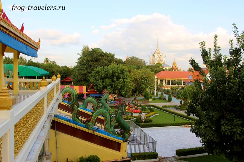 Храм Великого Будды Тайланд