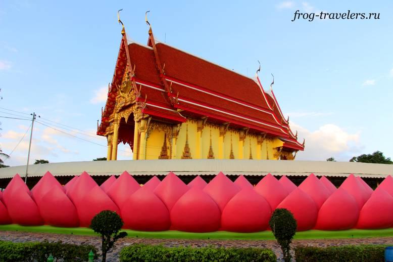 Храм самого большого Будды Тайланда