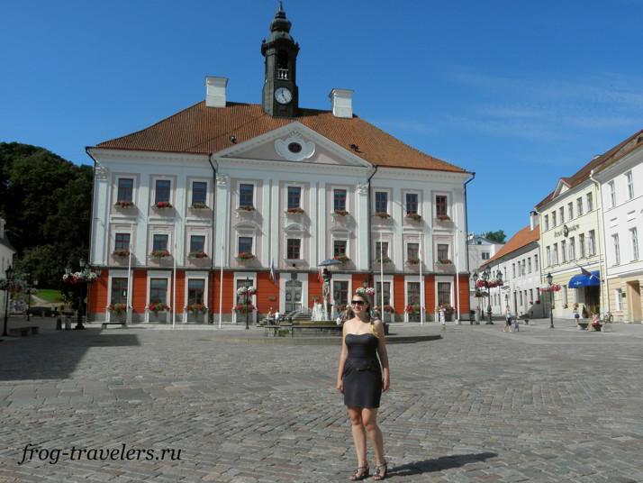 Марина Саморосенко, город Тарту Эстония